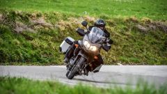 Suzuki V-Strom 650XT ABS Fun Ride #suzukiswitch - Immagine: 19