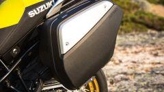 Suzuki V-Strom, borse laterali