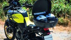 Suzuki V-Strom, linea accessori