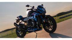 Suzuki Virus 1000R, la special streetfighter su base GSX-R1000R