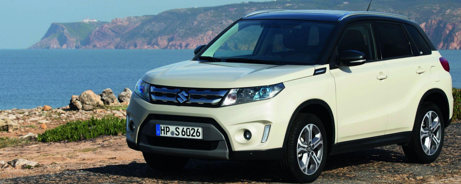 Suzuki Vitara 1.6 DDiS V-Top 4WD