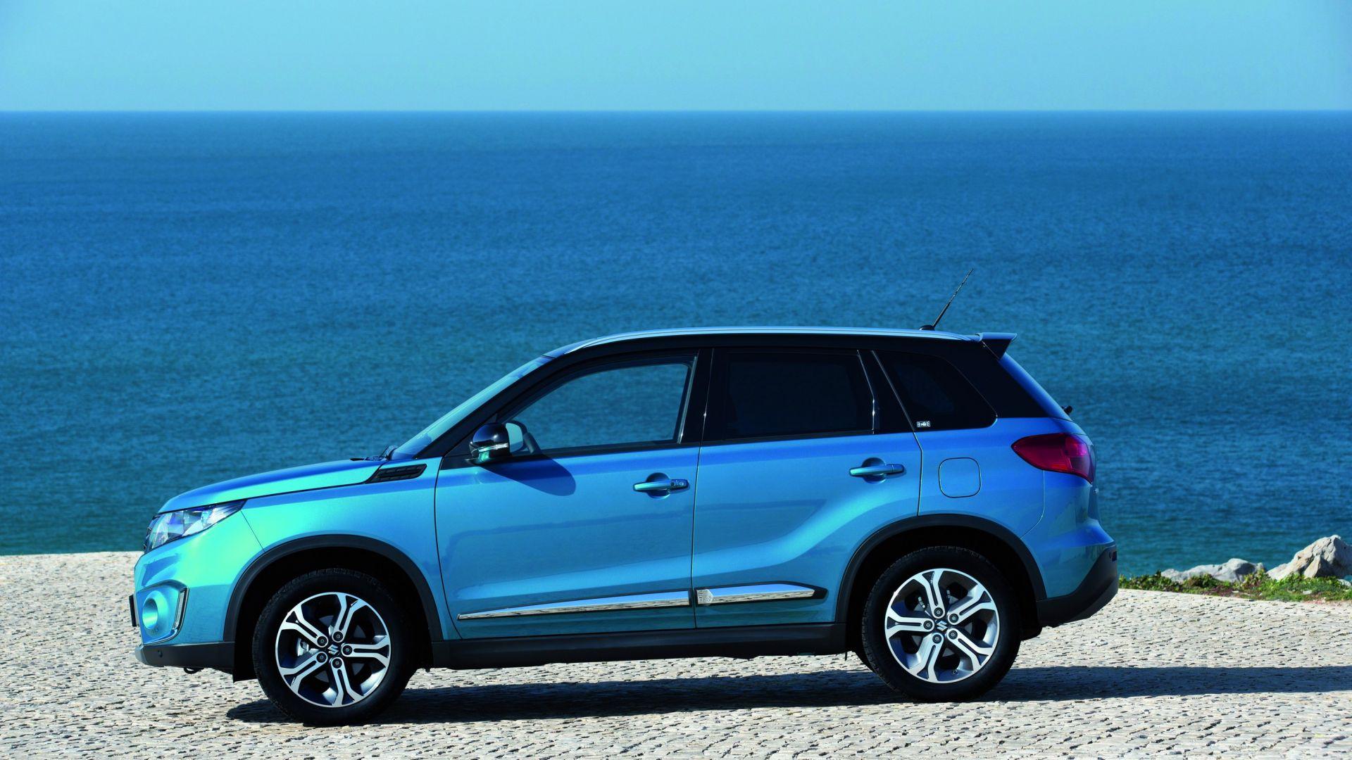 Suzuki Vitara, cambio di passo, la prova - Auto.it
