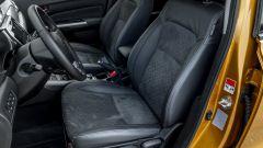 Suzuki Vitara 2019 4x4 AllGrip: i sedili anteriori