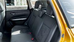 Suzuki Vitara 2019 4x4 AllGrip: i sedili posteriori