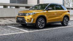 Suzuki Vitara 2019: arrivano i benzina Boosterjet