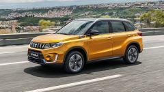 Suzuki Vitara 2019, le prime foto del restyling