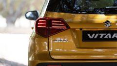 Suzuki Vitara 2019: nuovo look per le luci di coda