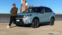 Suzuki Vitara 2019: ecco come va con il 1.0 turbo benzina - Immagine: 2