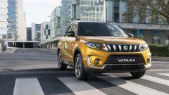 Suzuki Vitara 2019, più tecnologia e niente diesel. Nuove foto - Immagine: 10
