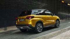 Suzuki Vitara 2019, più tecnologia e niente diesel. Nuove foto - Immagine: 12