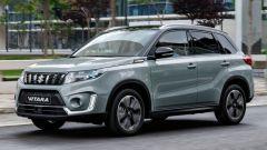 Suzuki Vitara 2019, più tecnologia e niente diesel. Nuove foto - Immagine: 16