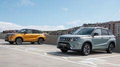Suzuki Vitara 2019, più tecnologia e niente diesel. Nuove foto - Immagine: 20