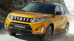 Suzuki Vitara 2019, più tecnologia e niente diesel. Nuove foto - Immagine: 21