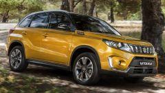 Suzuki Vitara 2019, più tecnologia e niente diesel. Nuove foto - Immagine: 22