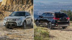 Mitsubishi e Suzuki, dal 2019 stop a vendite auto diesel in Europa