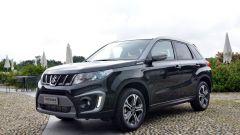 Suzuki Vitara Exclusive: vista anteriore