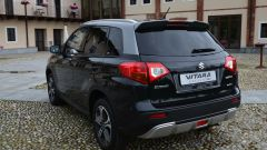 Suzuki Vitara Exclusive: vista posteriore