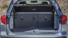 Suzuki Vitara Hybrid, il bagagliaio
