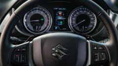 Suzuki Vitara Hybrid, il quadro strumenti