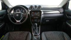 Suzuki Vitara Hybrid, la plancia