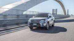 Suzuki Vitara Hybrid, la prova su strada