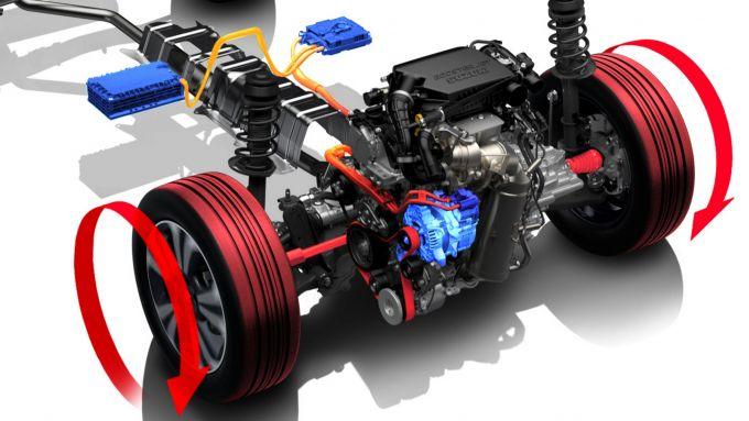 Suzuki Vitara Hybrid sistema ISG