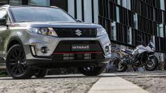 Suzuki Vitara Katana 2019 e Katana moto