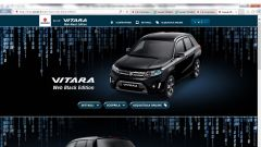 Suzuki Vitara Web Black Edition  - Immagine: 4
