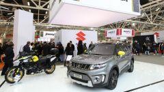 Suzuki Vitara XT al Motor Show di Bologna