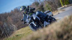 Suzuki Yugen Carbon: la prova su strada