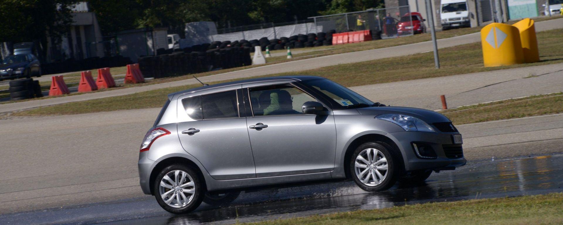 Suzuki&Safe: la sicurezza di serie