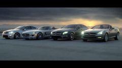 Svelate le Mercedes SLS AMG Roadster e Classe C Coupé - Immagine: 1