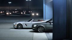 Svelate le Mercedes SLS AMG Roadster e Classe C Coupé - Immagine: 6