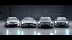 Svelate le Mercedes SLS AMG Roadster e Classe C Coupé - Immagine: 3