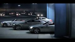 Svelate le Mercedes SLS AMG Roadster e Classe C Coupé - Immagine: 7
