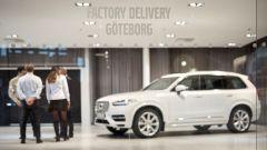 Svezia: Volvo XC90 a guida autonoma consegnate alle famiglie - Immagine: 1