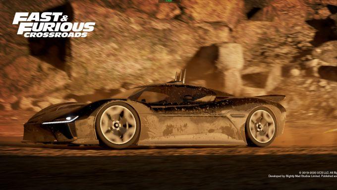 Sviluppato da Slightly Mad Studios, Fast & Furious Crossroads arriverà a maggio per PS4, Xbox e PC