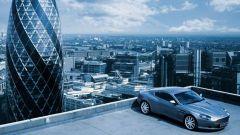 Aston Martin conferma, sì alla quotazione alla Borsa di Londra
