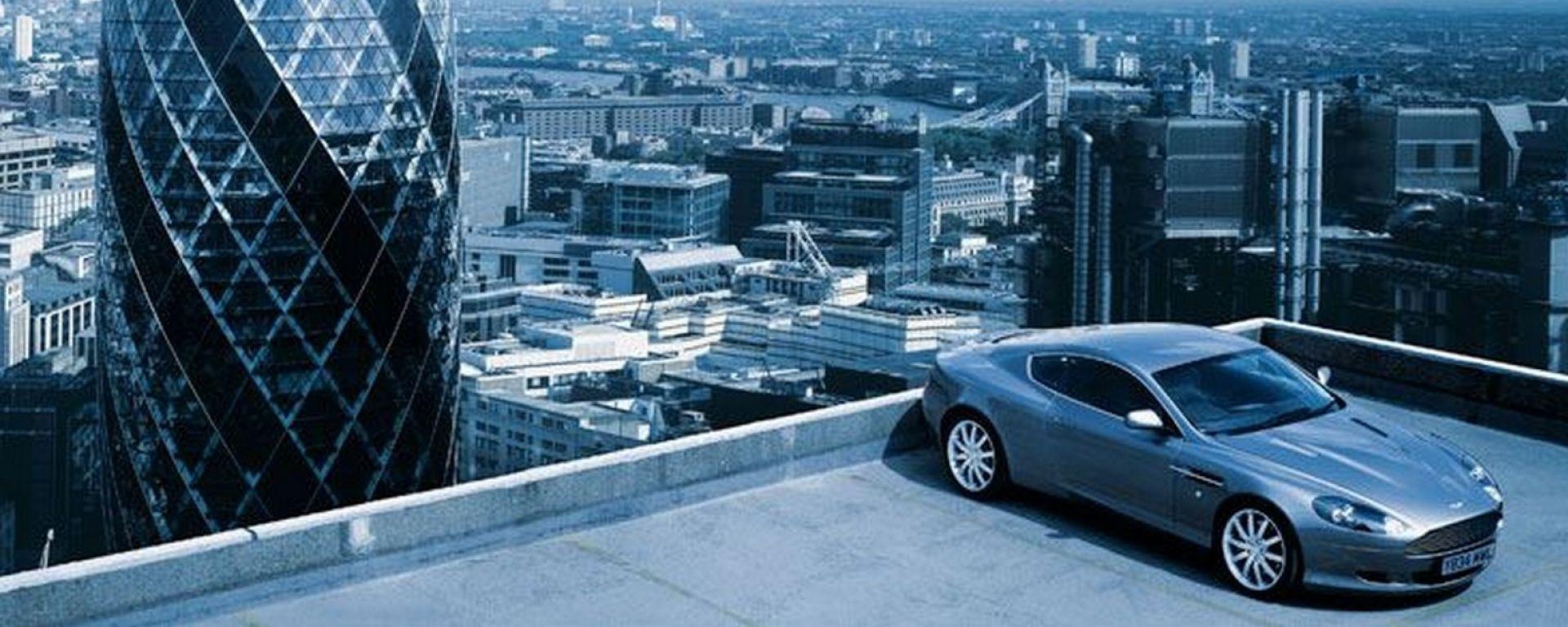 Svolta Aston Martin: verso la quotazione in Borsa