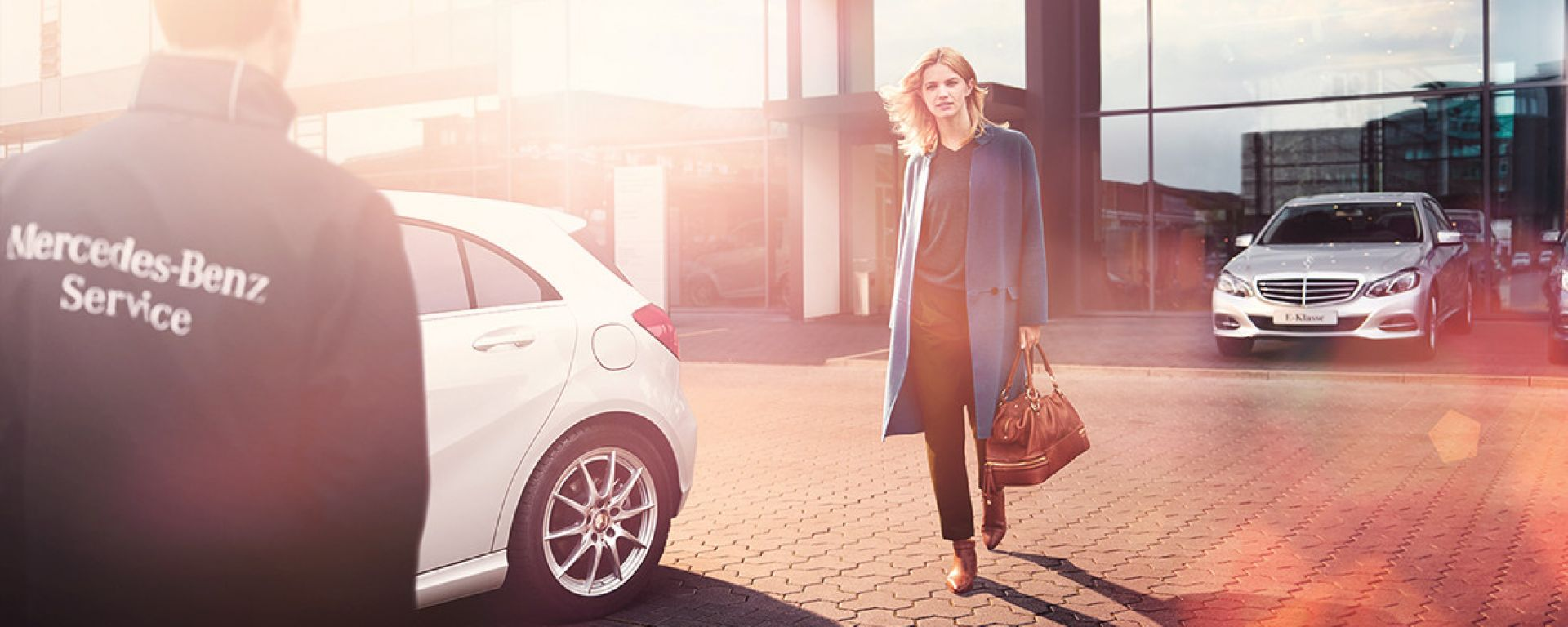 Svolta digitale per i servizi di assistenza cliente di Mercedes-Benz