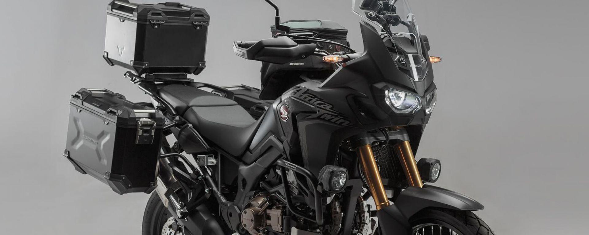 SW-Motech: kit accessori per Honda Africa Twin