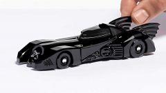 Swarovski Batmobile: dettaglio