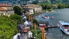 Swiss Harley Days, la parata