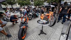 Swiss Harley Days, momento di relax