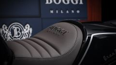 SWM Gran Milano Special Edition Boggi, sella ricamata