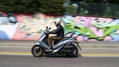 SYM HD 300: il test ride