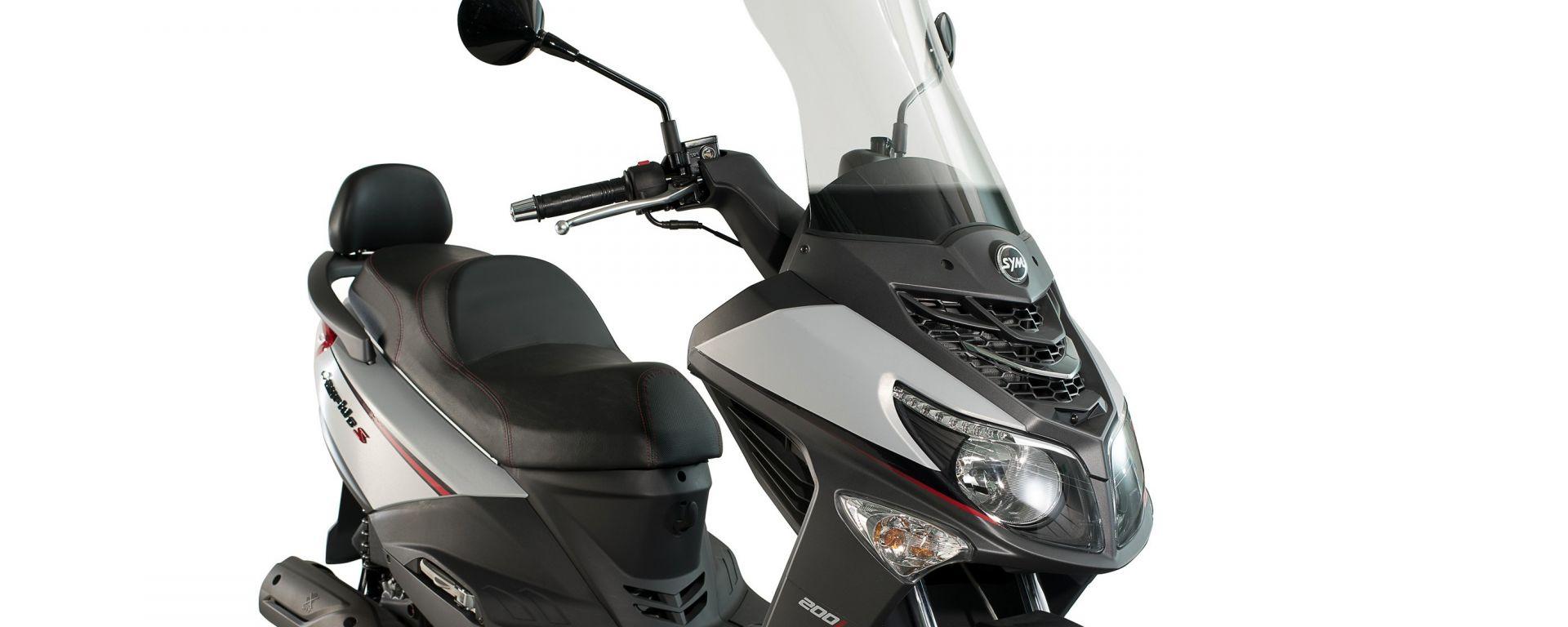Sym Joyride S 2016