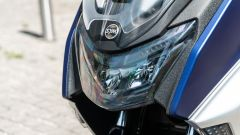 Sym Maxsym 400 2021: il faro a LED anteriore