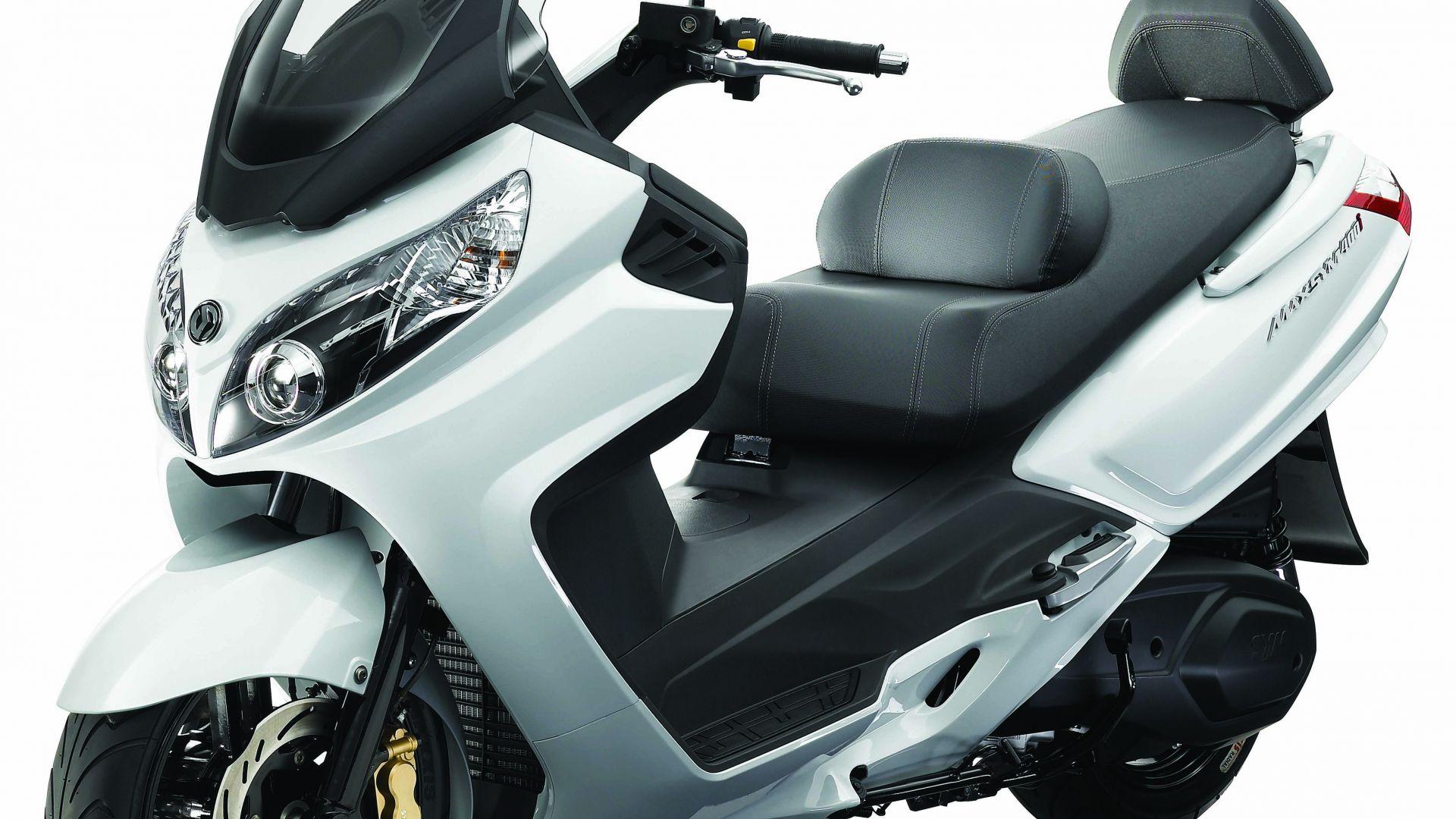 prova: SYM Maxsym 400 i - MotorBox