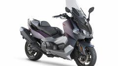 Sym Maxsym TL 508 2021: il maxi sportivo taiwanese si aggiorna - Immagine: 5